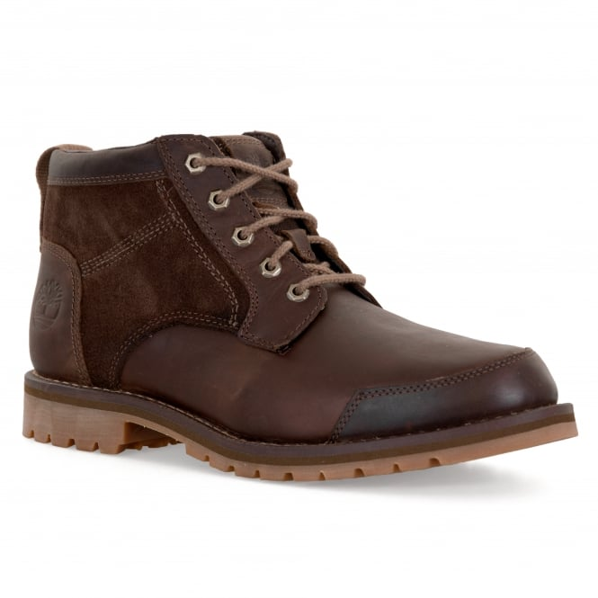 Timberland Mens Larchmont Chukka Boots (Brown)