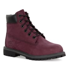 Timberland Youths 6 Inch Premium Classic Boots (Port)
