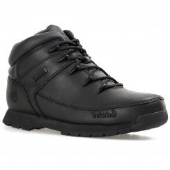 Timberland Youths Euro Sprint Boots (Black)