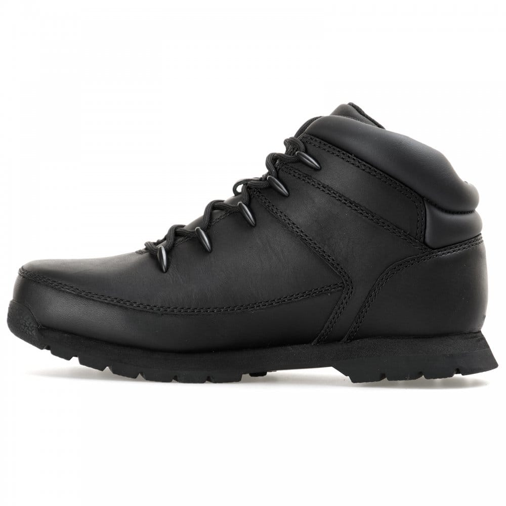 0180989a88e Timberland Youths Euro Sprint Boots (Black) - Kids from Loofes UK