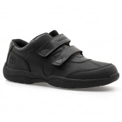 Timberland Youths Woodman Park Shoes (Black)