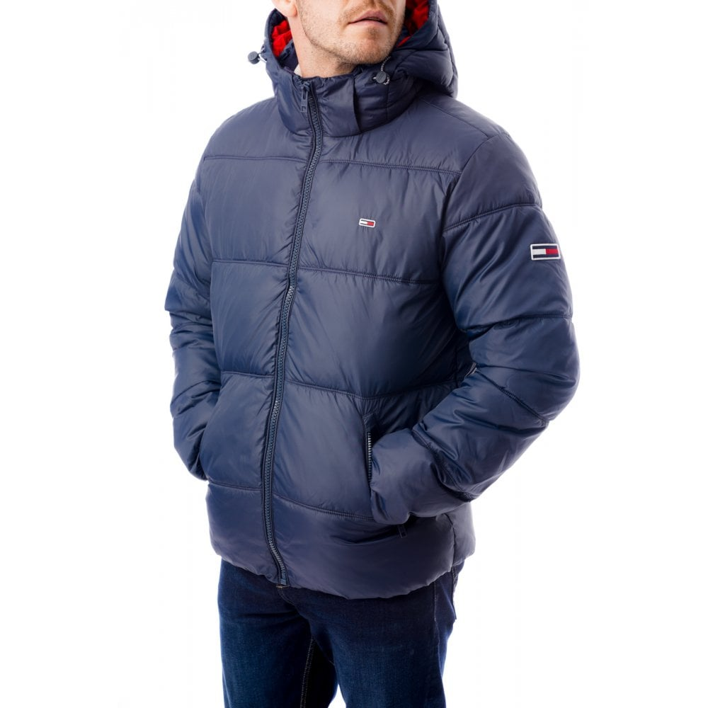 Tommy Jeans quilted jacket