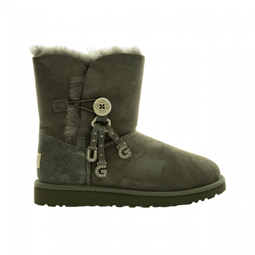 ugg womens bailey charms boots sand