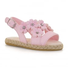UGG Infants Allairey Sparkles 118 Sandals (Pink)