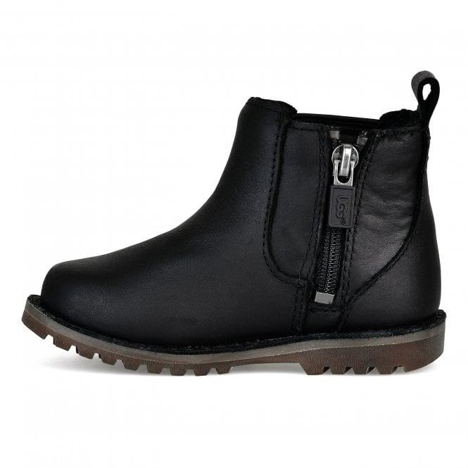 2eb2c8d99d4 Infants Callum Boots (Black)