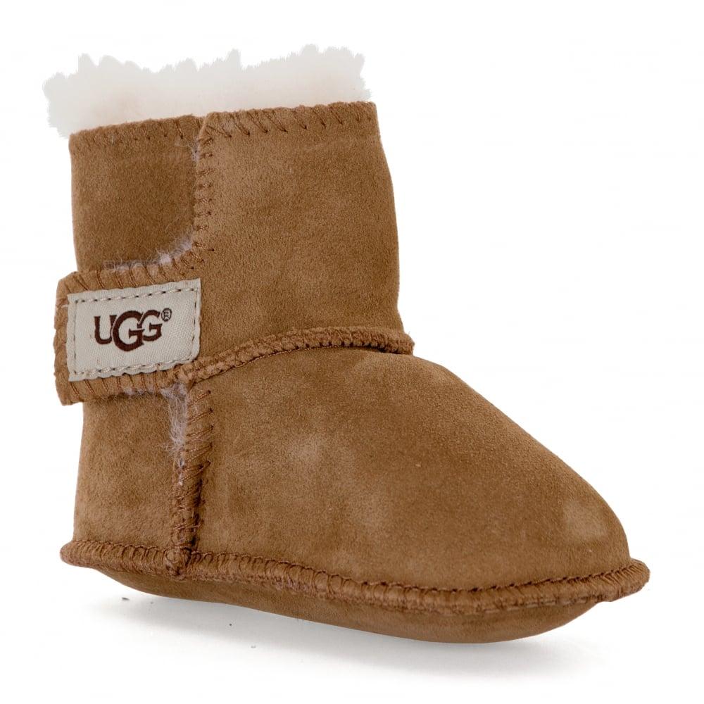 6302dc386fa UGG UGG Infants Erin 317 Boots (Chestnut)