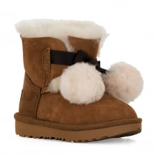 UGG Infants Gita Boots (Chestnut)