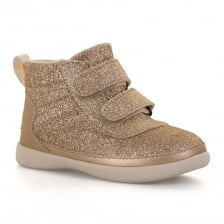 UGG Infants Pritchard Sparkles 118 Boots (Gold)