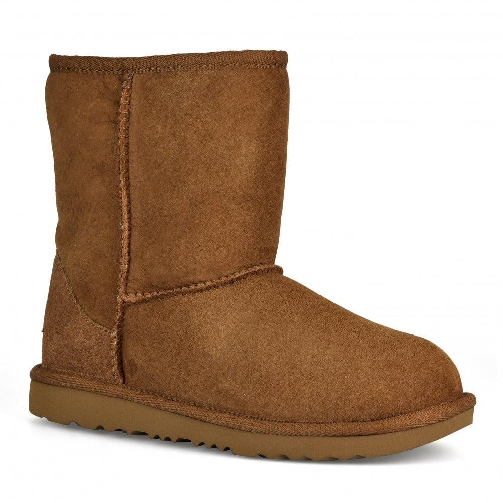 10bc9a3c110 Juniors Classic II Boots (Chestnut)