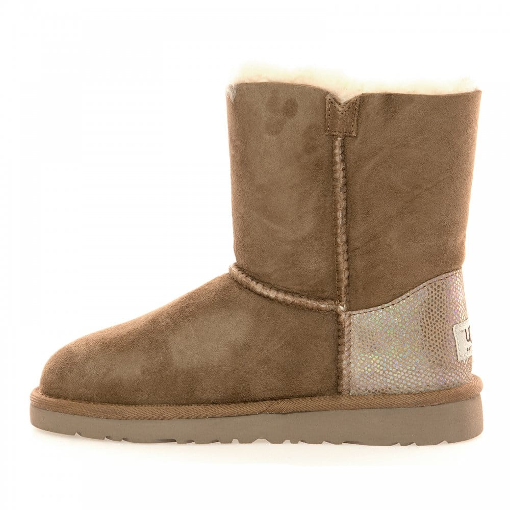 ugg ugg bailey charm boots chestnut ugg from