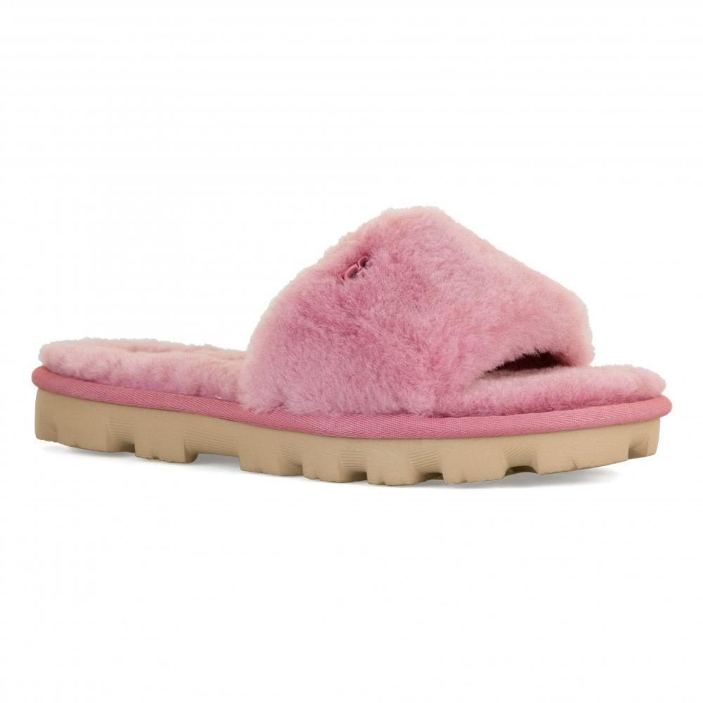 d029cd1b30b UGG UGG Womens Cozette Slides (Pink)