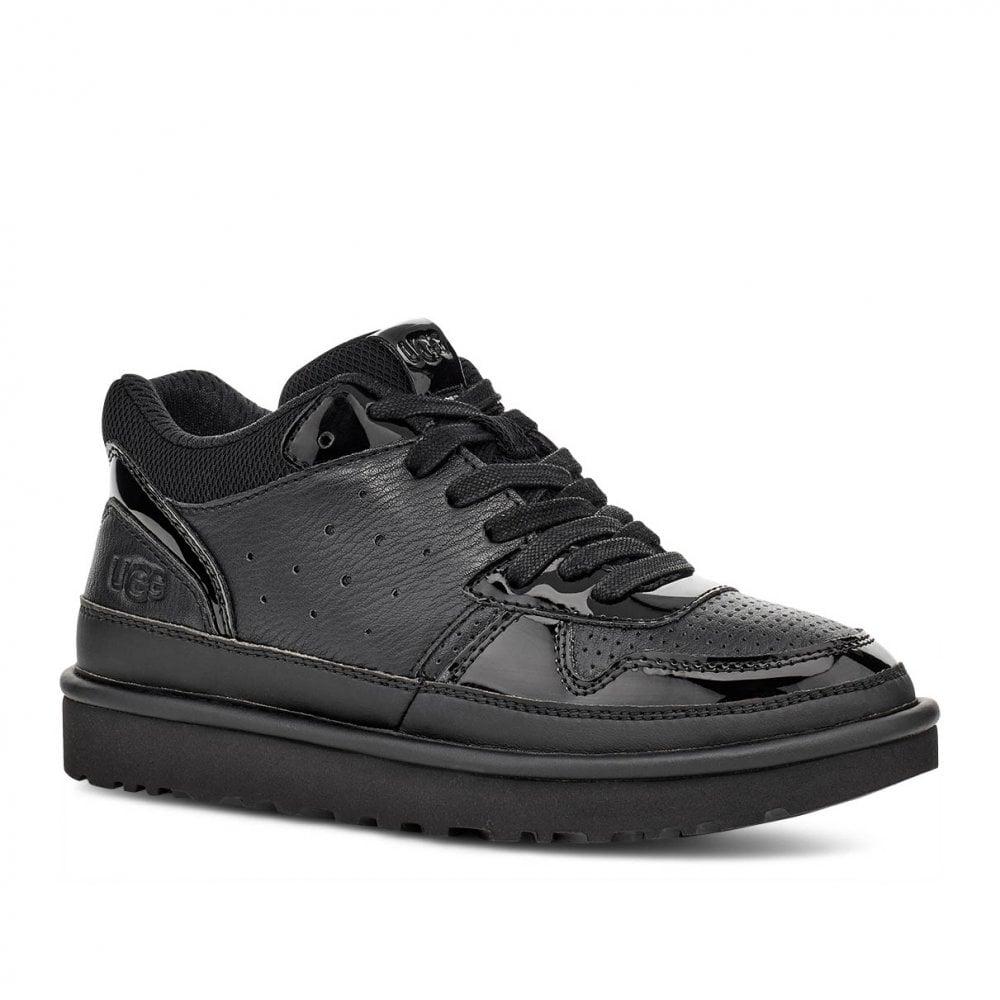ugg trainers black
