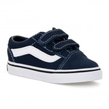 Vans Infants Old Skool Trainers (Navy)