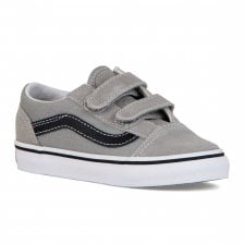 Vans Intants Old Skool Trianers (Grey)