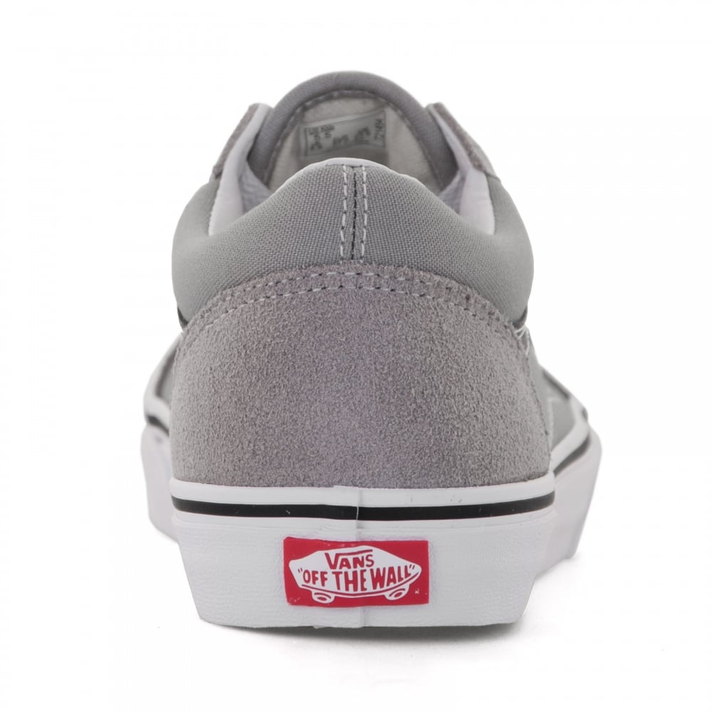 045b459760e Vans Juniors Old Skool Trainers (Grey) - Kids from Loofes UK