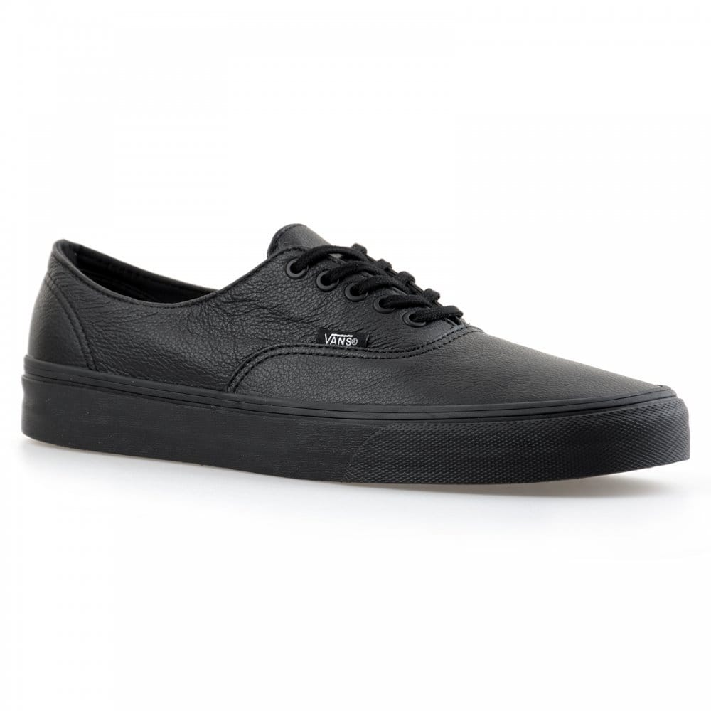 Shoes Boots & Trainers Vans Vans Old Skool Premium Suede Pack In Black  VA38G1JPX Source · vans leather trainers Sale Up to37 OFF Discounts
