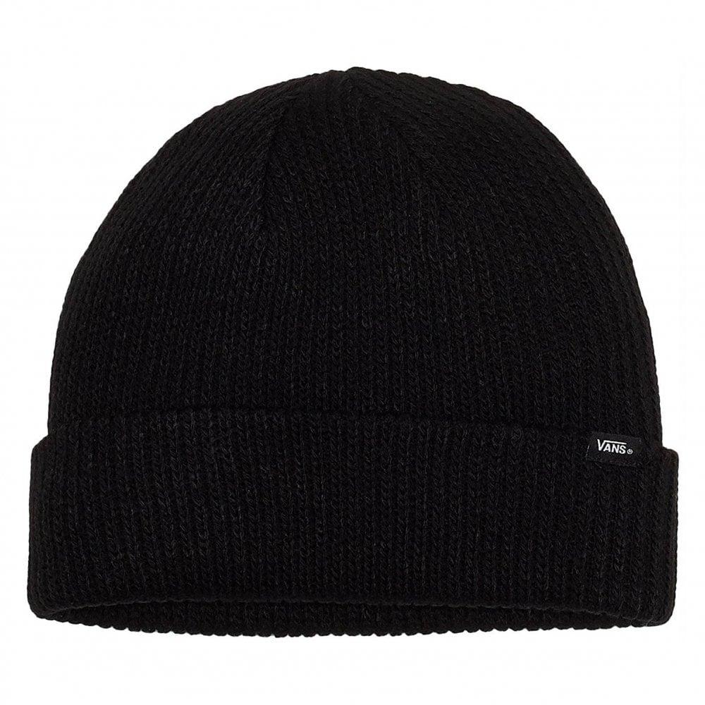d20f55f6e Vans Vans Mens Core Basic Knitted Beanie (Black)