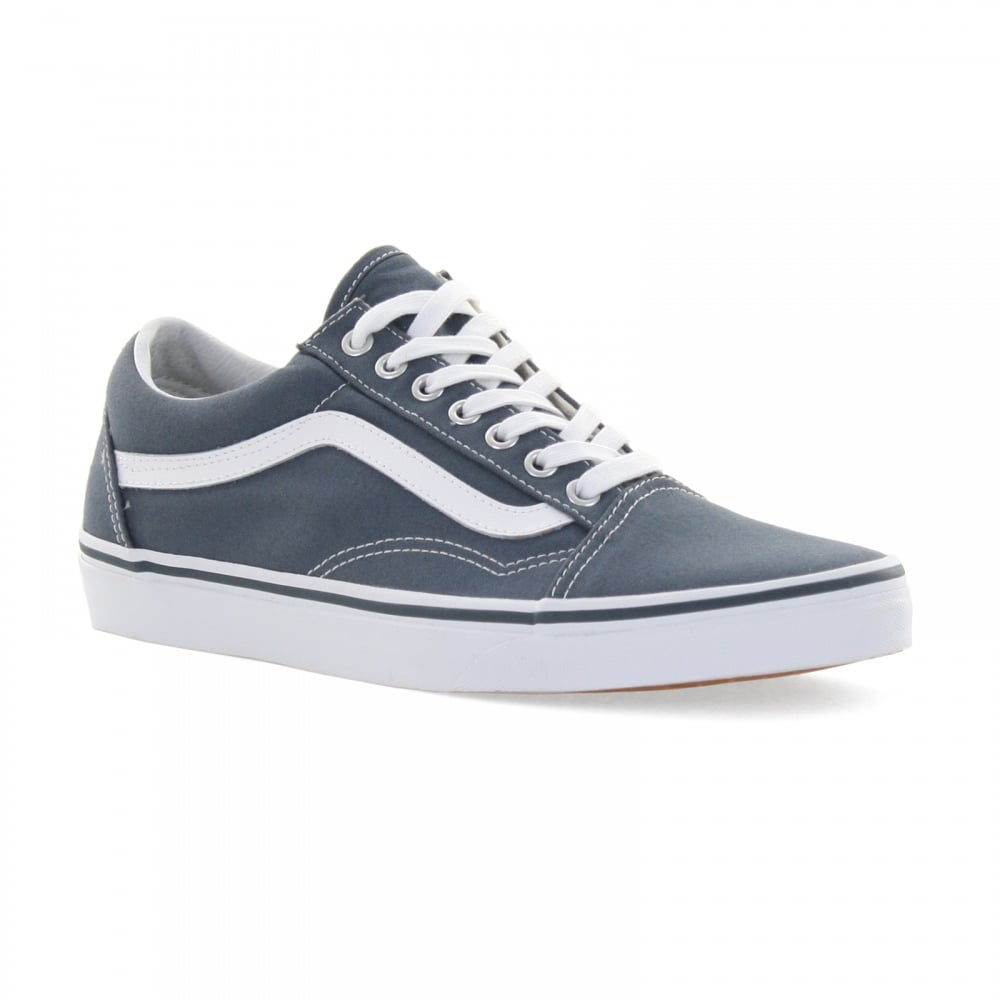 9cdad6c91a8 vans old skool canvas trainers