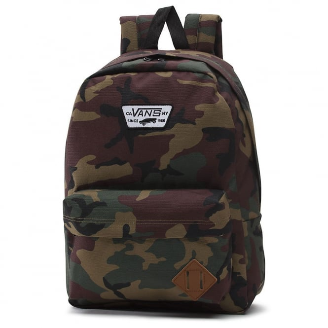 Vans Old Skool Camo Backpack (Camo)