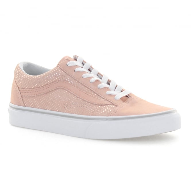 5886887dde Find every shop in the world selling womens pale pink vans skool ...