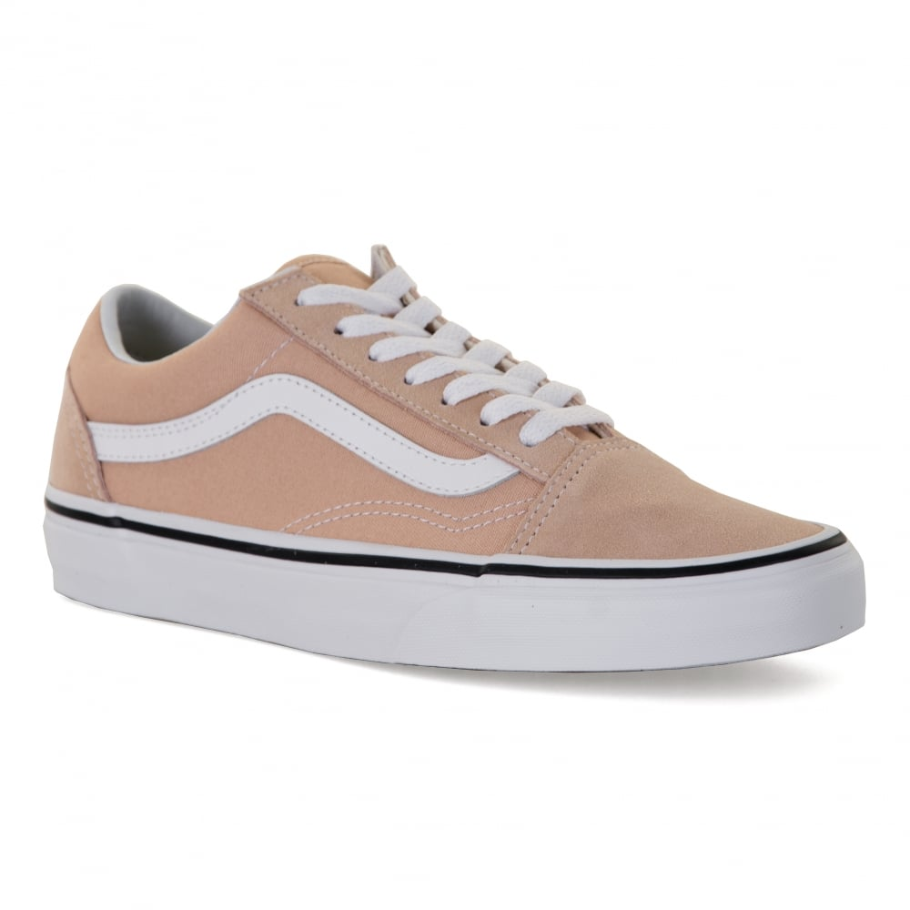 Vans Womens Old Skool Trainers (Peach) - Womens from Loofes UK 1d291b8faf