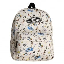Vans Womens Realm Backpack (Stone)