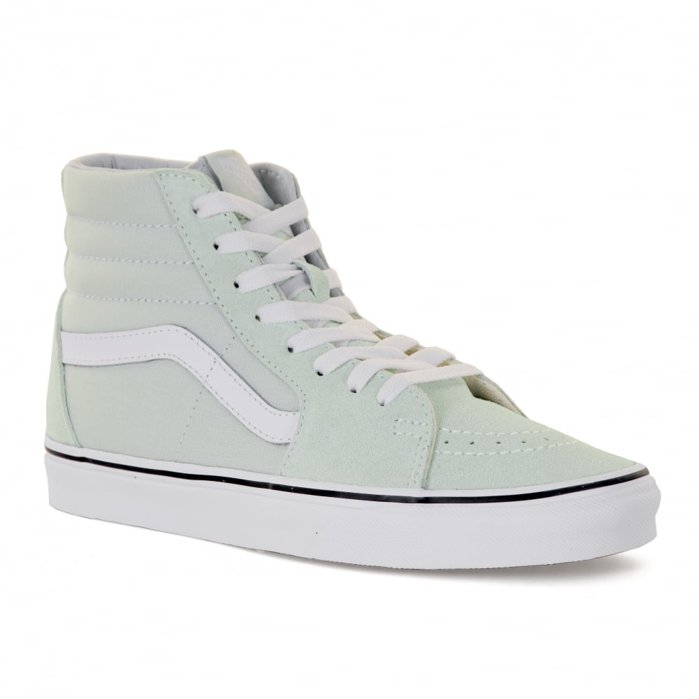e7ae0b83a5 Vans Womens SK8-HI Trainers (Blue-Flower) - Womens from Loofes UK