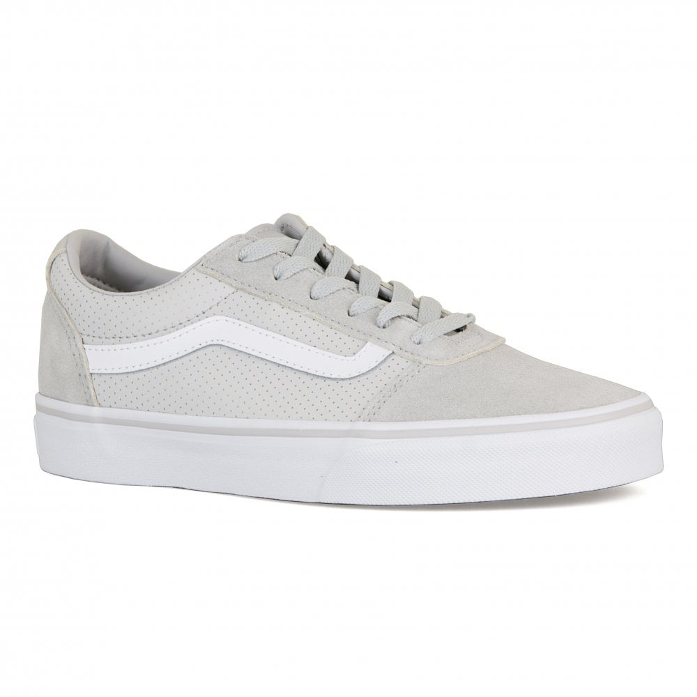 cfcf85c97bd Vans Womens Ward Trainers (Stone) - Womens from Loofes UK