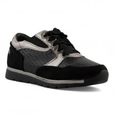 XTI Womens Trainers (Black)